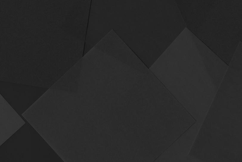 黒のシンプルなフリー画像