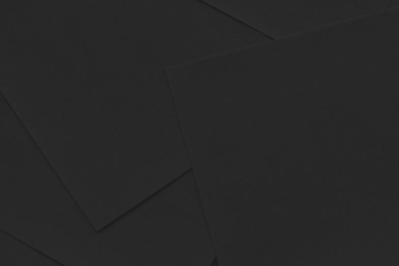シンプルな黒の無地壁紙