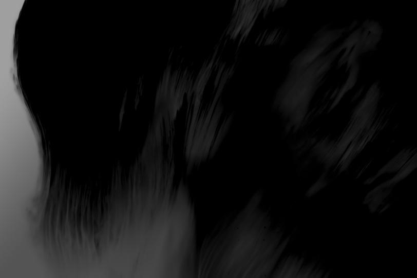 綺麗な黒色のおしゃれな写真