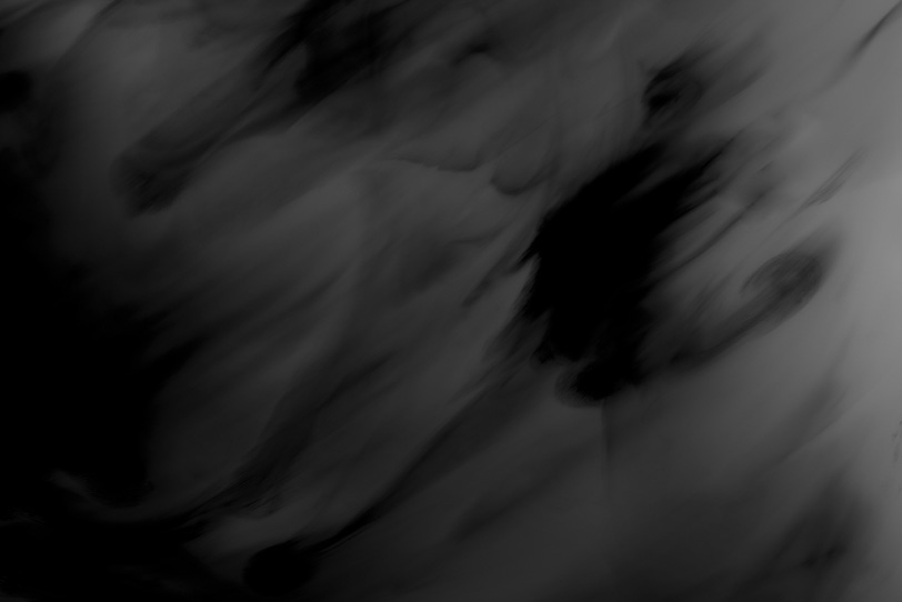 無地黒色のおしゃれな背景