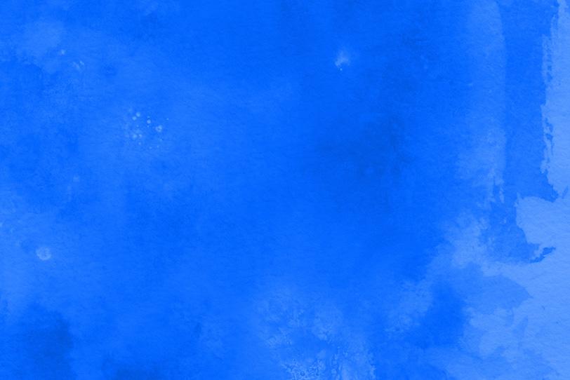 クールな青色のおしゃれな壁紙