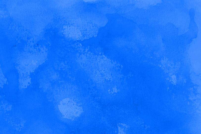 青のシンプルでオシャレな画像