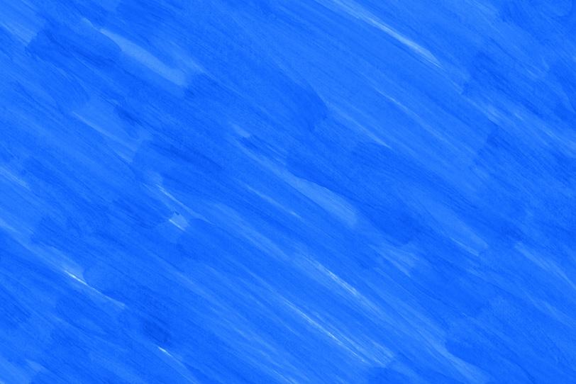 青の背景でオシャレな画像