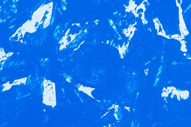 青の背景できれいな素材
