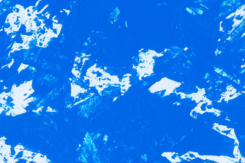 背景が青のかっこいい壁紙