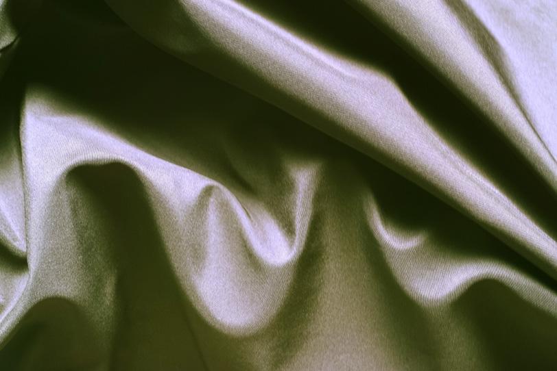凹凸のある白い布の質感の写真画像