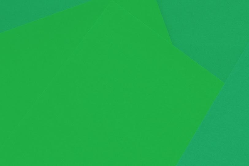 綺麗な緑色のシンプルな写真