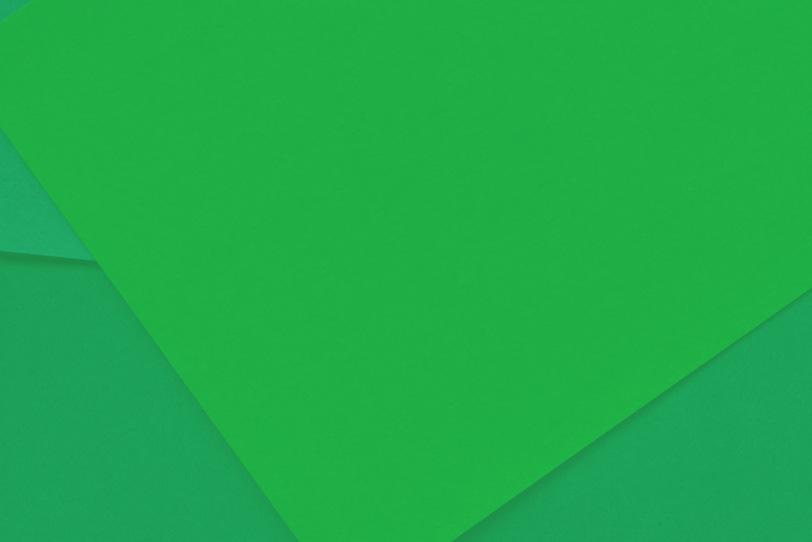 無地緑色のシンプルな背景