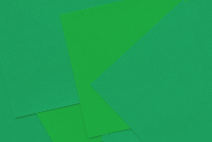 テクスチャ 緑色のシンプルな素材