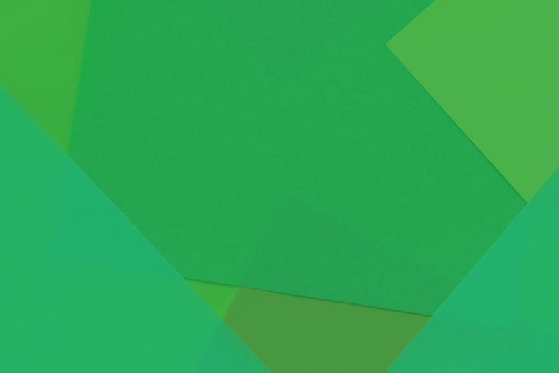 緑のシンプルな無地画像