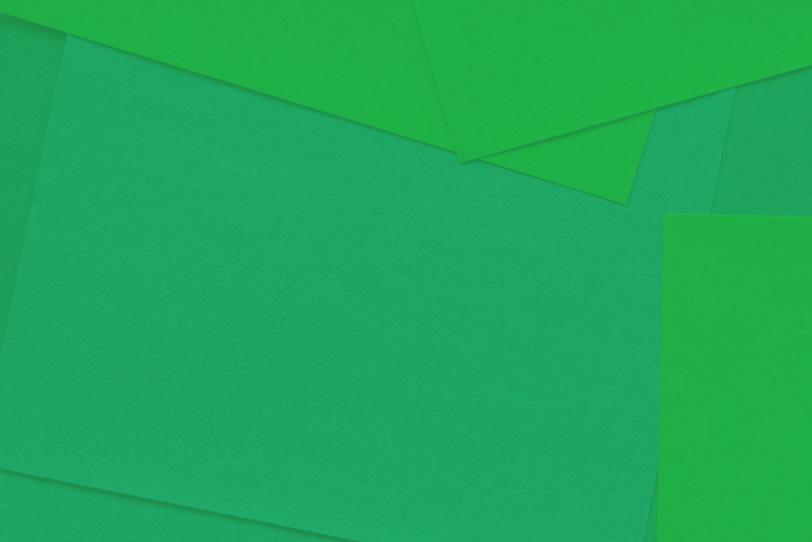 緑のシンプルできれいな背景