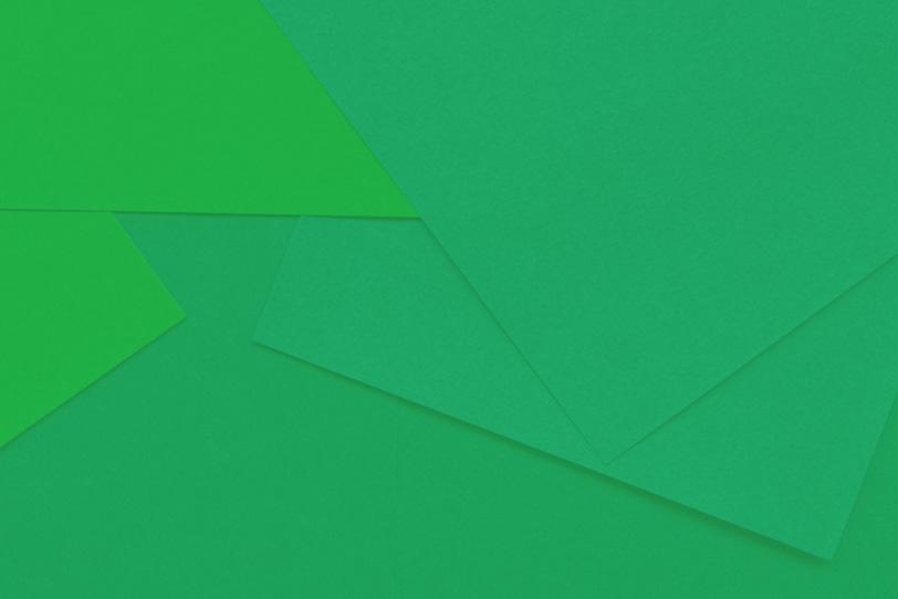 シンプルな緑のかっこいい壁紙