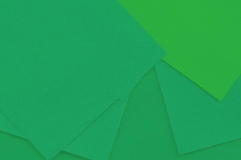 シンプルな緑の可愛い写真
