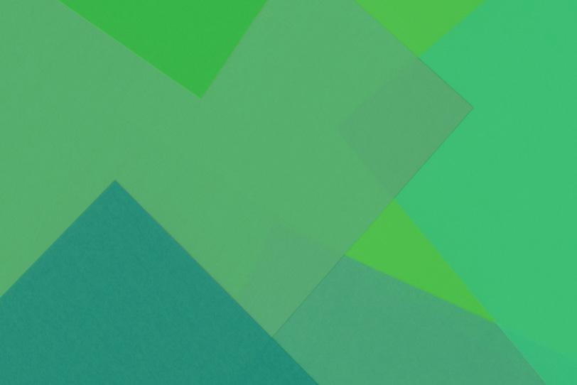 シンプルな緑のフリー素材