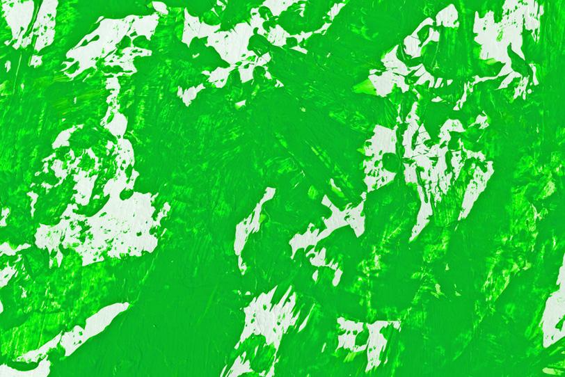 背景が緑の無地の壁紙