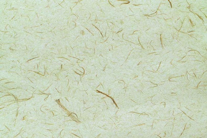 和の趣がある柳鼠色の和紙の写真画像