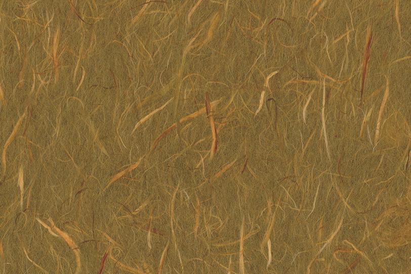 雲竜模様入の銀煤竹色の和紙の写真画像