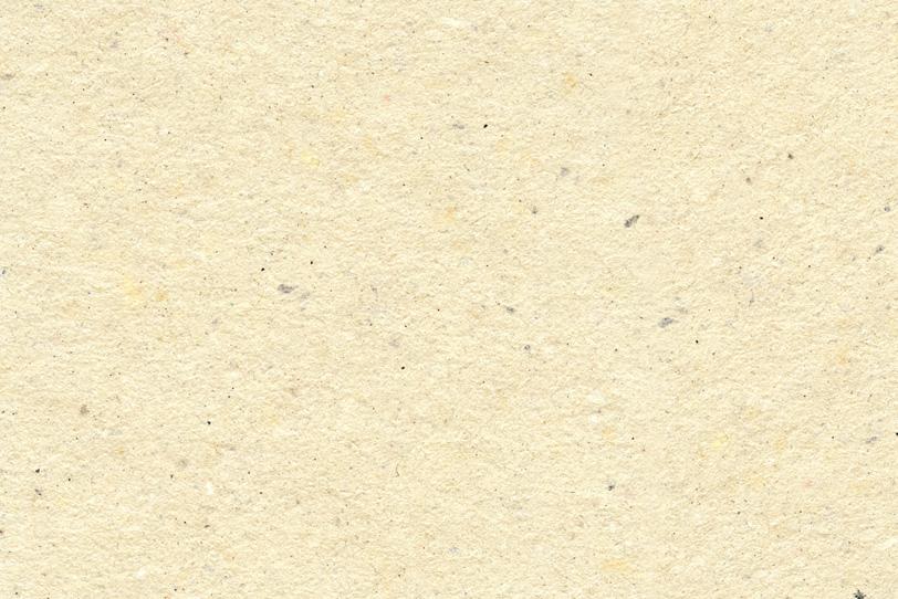 ザラついた淡黄蘗色の和紙背景の写真画像