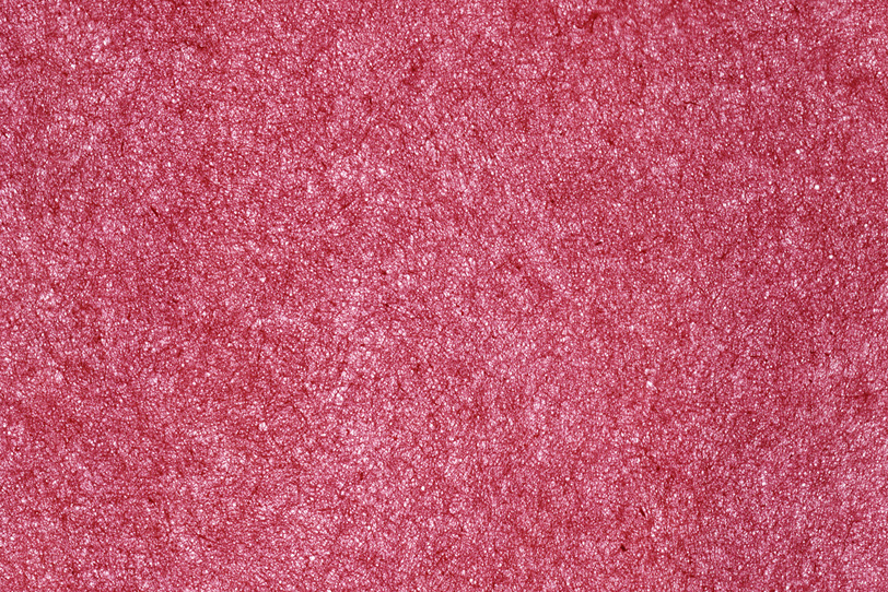 赤色の極薄和紙の写真画像