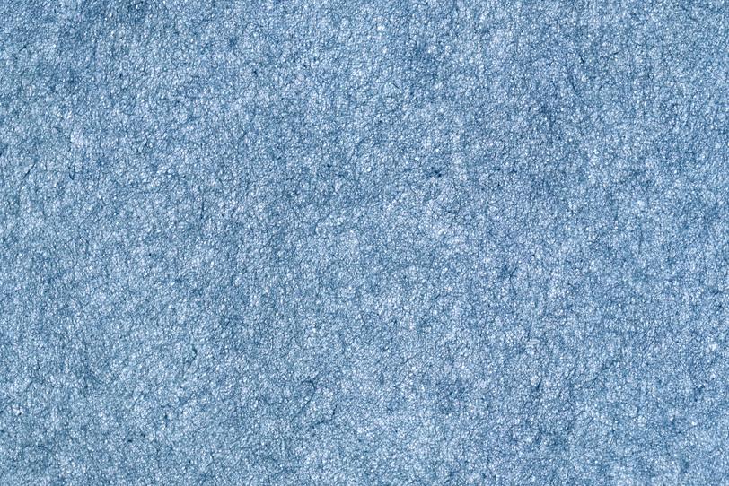 青色の極薄和紙の写真画像