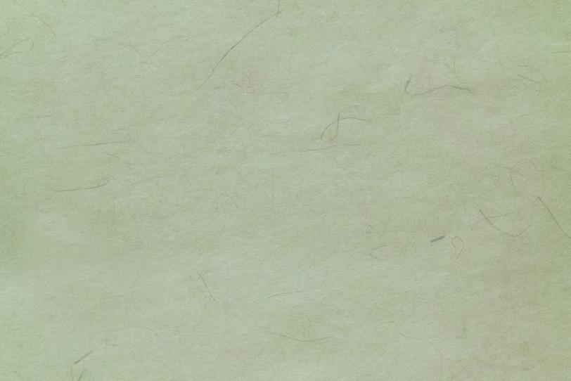 深みのある青白橡の和紙の写真画像