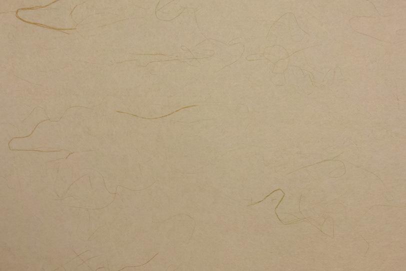 空五倍子色の筋模様がある和紙の写真画像