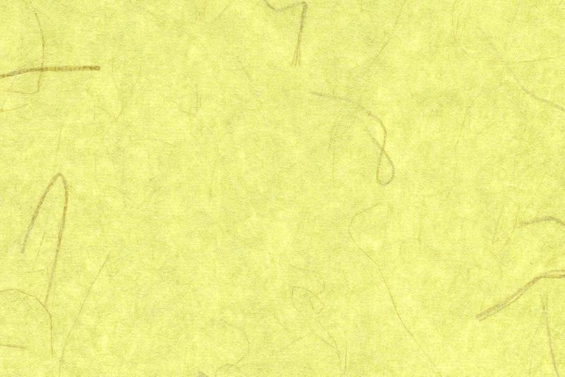 承和色の楮筋が入った和紙の写真画像