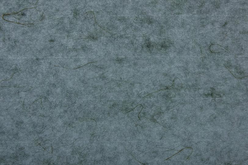 暈しがある鼠色の雲竜和紙の写真画像