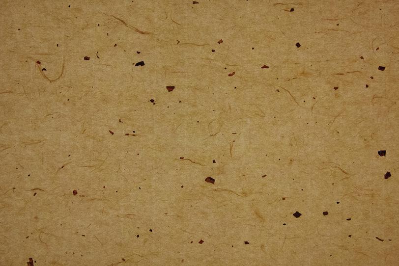 楊梅色の黒皮と筋が入った和紙の写真画像