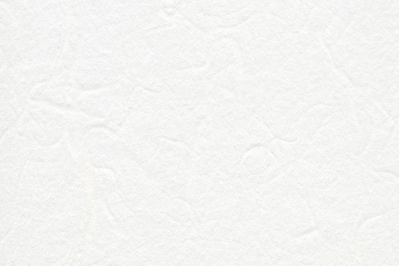 白色筋のテクスチャがある和紙の写真画像