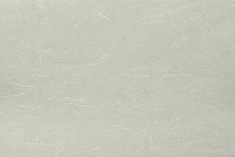 灰色に白楮繊維が入った和紙の写真画像