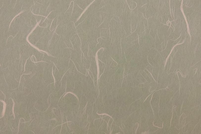 柴色の雲竜筋が入った和紙の写真画像