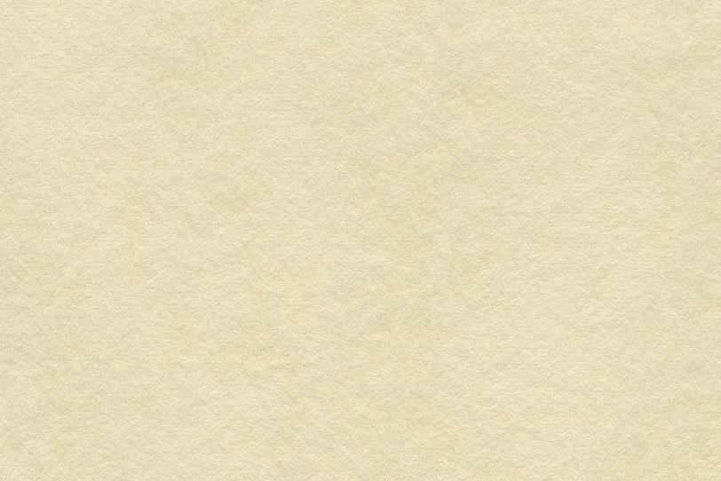 簡素な雰囲気の淡黄色の和紙の写真画像
