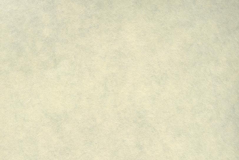 薄墨が滲むような淡黄蘗の和紙の写真画像