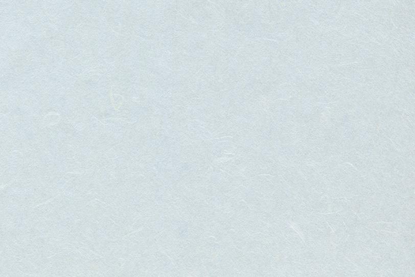 楮筋が見える白花色の和紙の写真画像