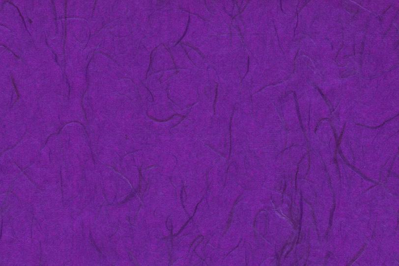 雲竜柄の艶美な本紫色和紙の写真画像