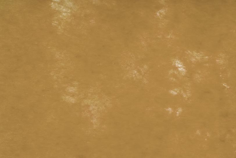 質朴な黄唐茶色の絞染和紙の写真画像