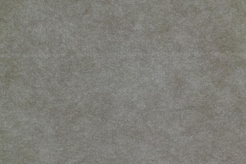 薄い茶色模様がある鼠色和紙の写真画像