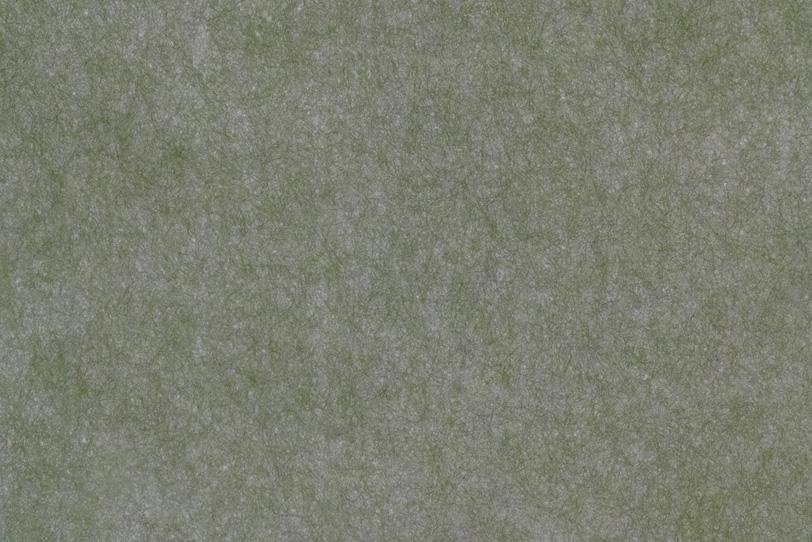 灰色に薄い緑筋模様がある和紙の写真画像