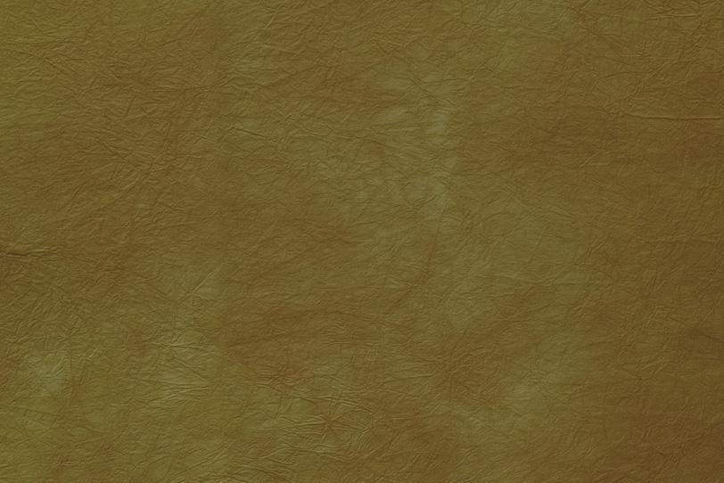 枯れ葉のような媚茶色の揉染和紙の写真画像