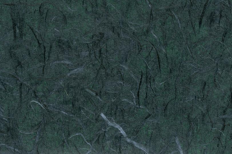 濃い寒色系の高級感のある和紙の写真画像