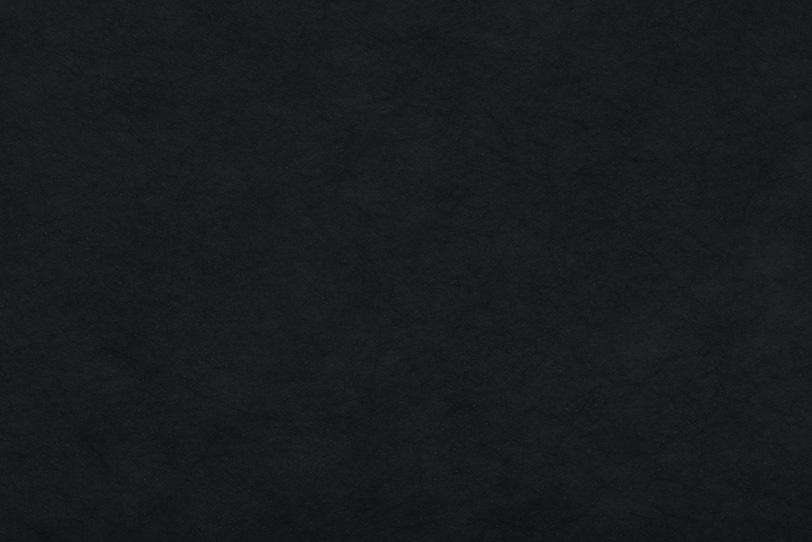 深い黒で染めた濡羽色和紙の写真画像