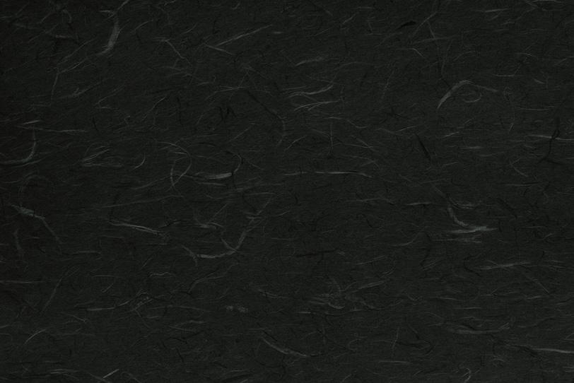 楮の模様が美しい黒い和紙の写真画像