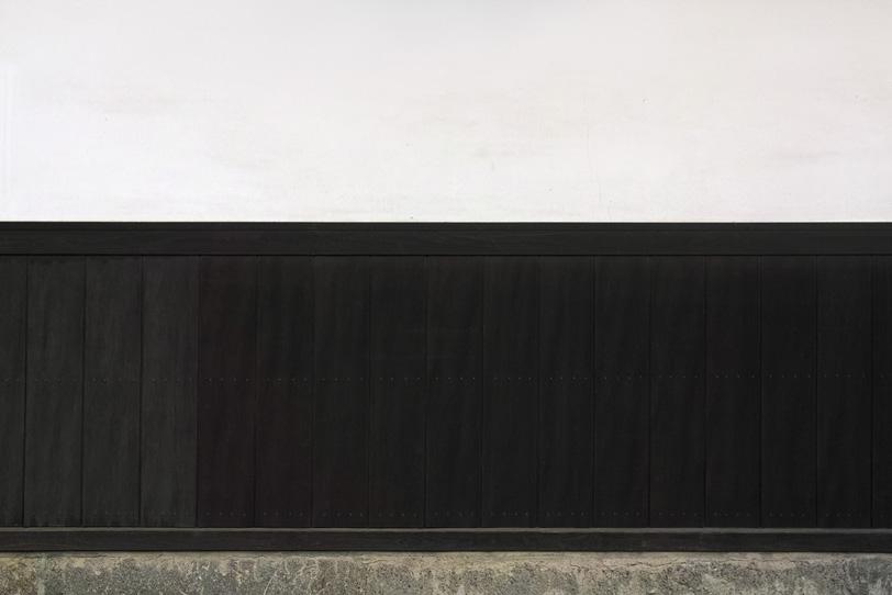 和風な壁のテクスチャー素材の写真画像