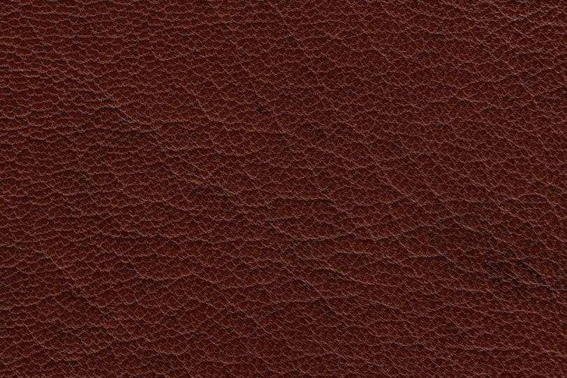 焦げ茶色の皮革の質感の写真画像