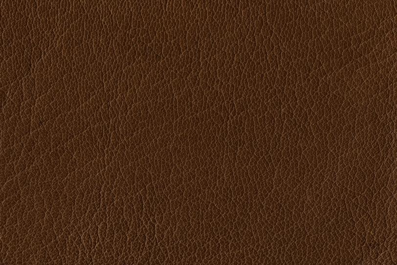 ブラウンカラーの革の写真画像