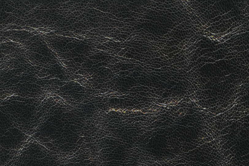 ブラックレザーの写真画像