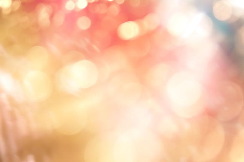 春色の輝く背景イメージの写真画像