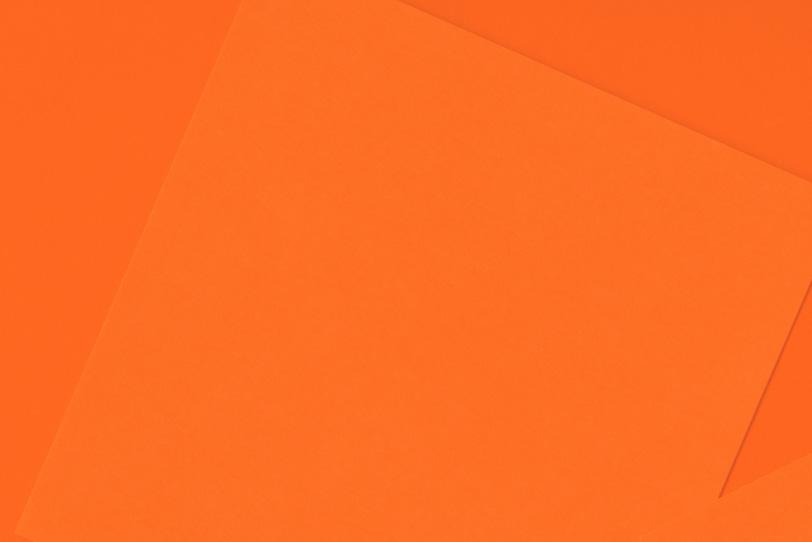 テクスチャ オレンジ色のシンプルな素材