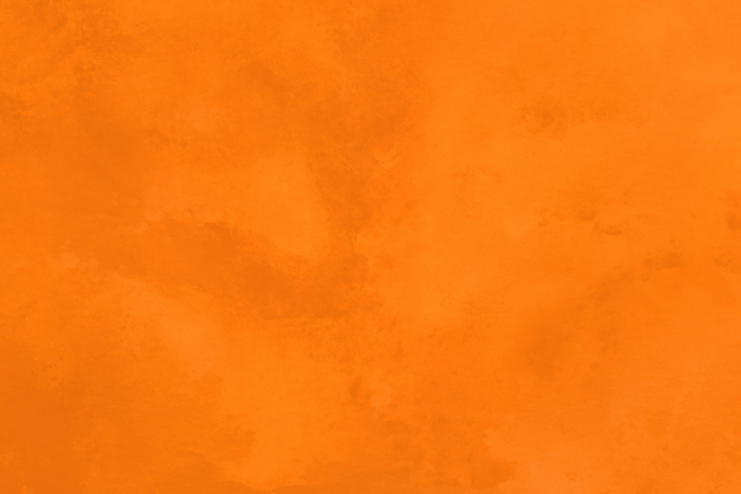 オレンジのおしゃれなフリー画像